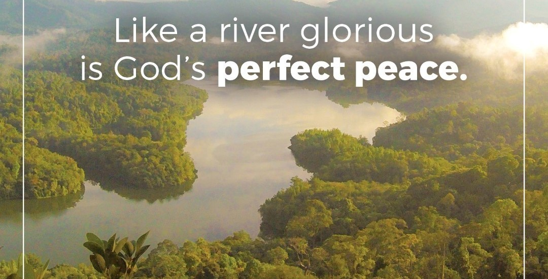 quotes about rivers and peace