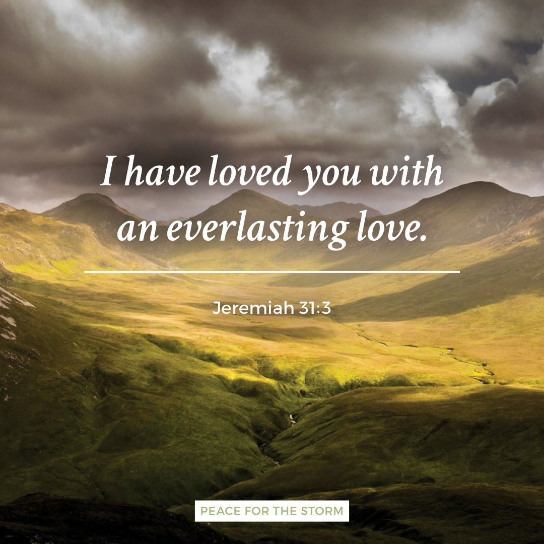 Everlasting Love Quotes Simple An Everlasting Love Peace For The Storm