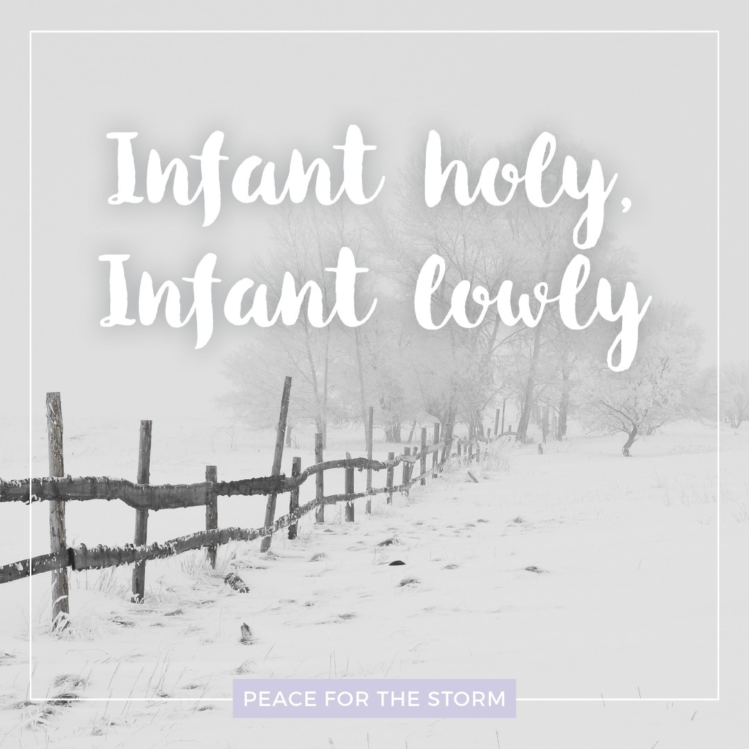 peace-for-the-storm-quotes-infant-holy