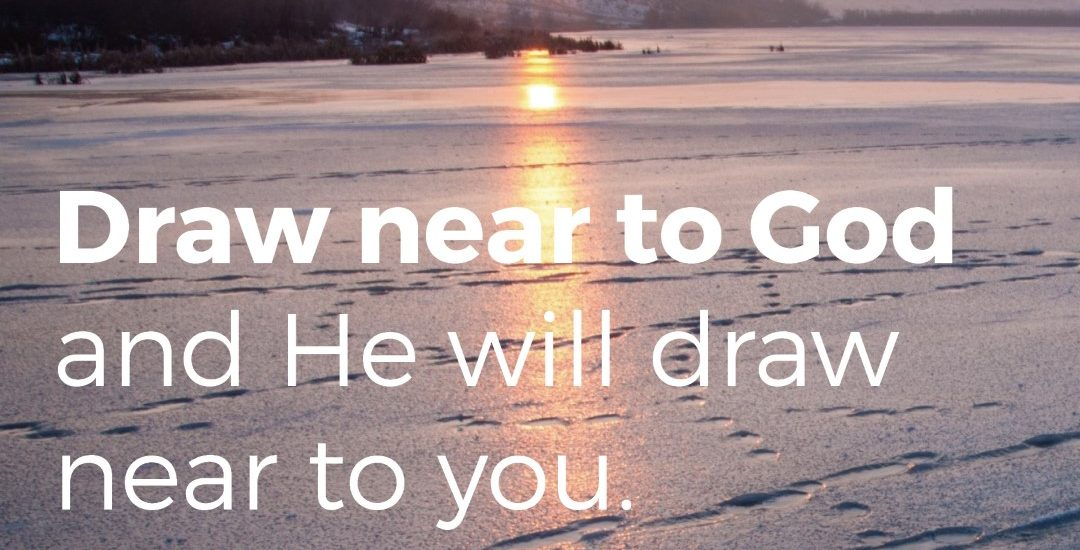 Draw Near To God Peace For The Storm